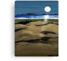 """""""Night Light""""  Canvas Print"""