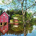 Starrs Mill  II by Mattie Bryant