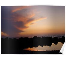 Ocean of Reflections Poster