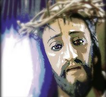 Jesus' Face by 4ThGlryOfGod