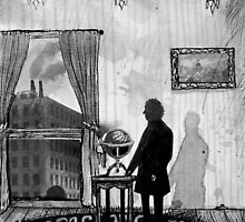 thought of the bohemian by Loui  Jover