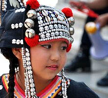 Little Thai Dancer by Shubd