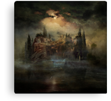 Isle of the Dead Canvas Print