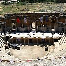 Hierapolis - the theatre by Maria1606