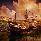 Old Ship by ajgosling