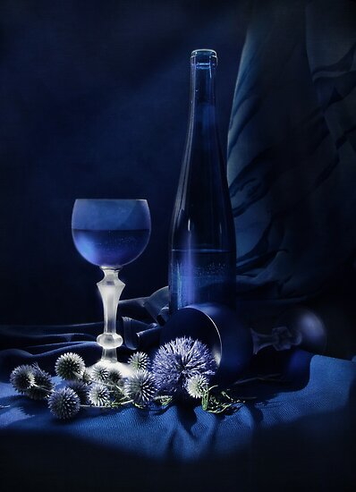 Witchcraft and Wine by VallaV