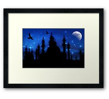 Somewhere Out There © Framed Print
