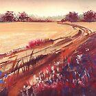 Strensall Field by Val Spayne