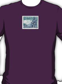 Tesla Stamp (Yugoslavia) II T-Shirt