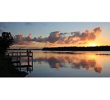 The Simple Life ~ Palmers Island, Yamba NSW Photographic Print