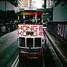 HK tram (Diana Mini) by rachomini