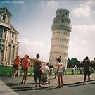 Tower of Pisa (Diana Mini) by rachomini