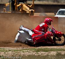 Down in the dirt by Martin Creely