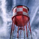 Water Tower by Blake Rudis