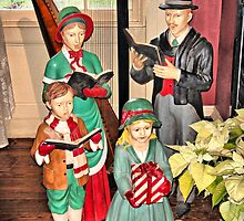 Christmas Carols by Lori Gagliano