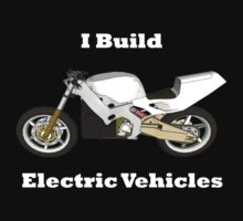 I Build Electric Vehicles by Jake Saunders