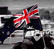 Aussie Cowgirl by kurrawinya