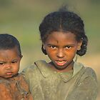 Malagasy Children by naturalnomad