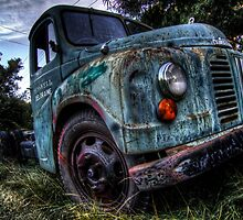 Rust Bucket ~ HDR by Brock Goodall