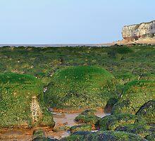Hunstanton Tidal Zone by Blagnys