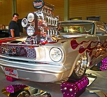 SILVER BULLET by garyt581