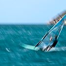Wind surfing #02 by LouD