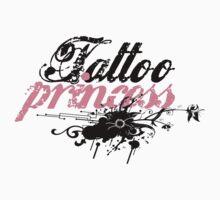 tattoo princess by rosalin
