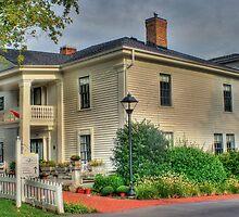 BoBo's Boarding House by Ray Wells