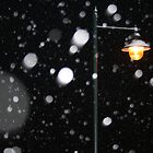 Lamp and Snow (Canterbury in the Snow 2010) by JJFA