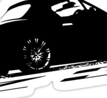 BMW Z3 Sticker