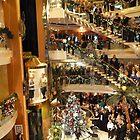 Christmas On A Cruise Ship by joycee