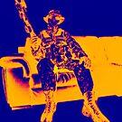 Boy Soldier 2 by Trish  Anderson
