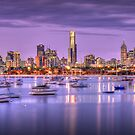 St. Kilda Harbour by Alex Stojan