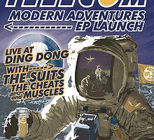 Telecom Modern Adventures EP Launch Melbourne 2006 10 07 by telecom