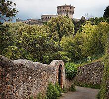 Volterra's castle prison by dgt0011