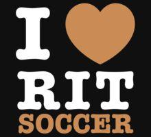 I Heart RIT Soccer by dfur