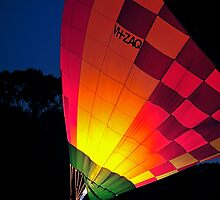 It's All Hot Air by Bill Fonseca