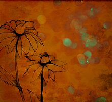Flowers in Copper by Kevin Galarneau