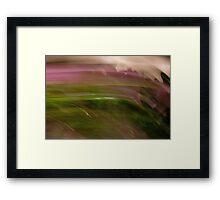En Plein Air Framed Print