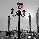 Venice Glass in Piazza San Marco by PhysioDave