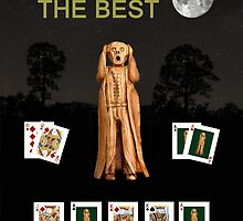 Poker Scream Simply the best by Eric Kempson