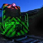 The Nuclear Express by MattGranz