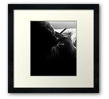 Tricks of the Light Framed Print