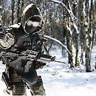 1/6 soldier by Shobrick