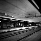 Roma Street Train Station by technokitty