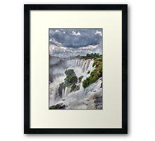 Iguazu Falls  #1 Framed Print