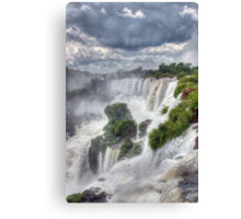 Iguazu Falls  #1 Canvas Print