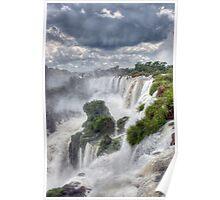 Iguazu Falls  #1 Poster