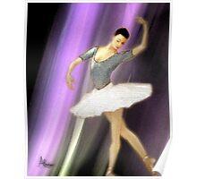 La danseuse de ballet Poster
