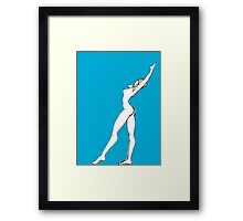 So You are Still Trying to Kill Me Framed Print